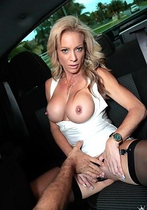 Hot Mature Tits Porn Pictures