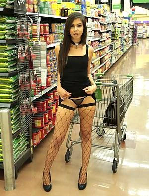 Hot Fishnet Porn Pictures