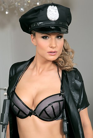 Hot Police Porn Pictures
